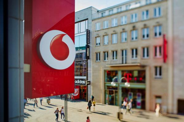 Vodafone: Neues Netz für die 100 größten Einkaufszentren Deutschlands - MobileSpeedtest.de