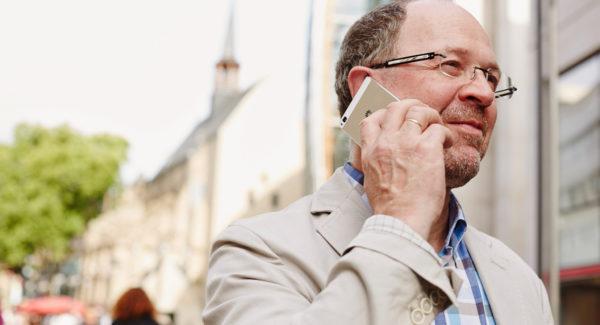Handy soll künftig automatisch ins beste Netz wechseln