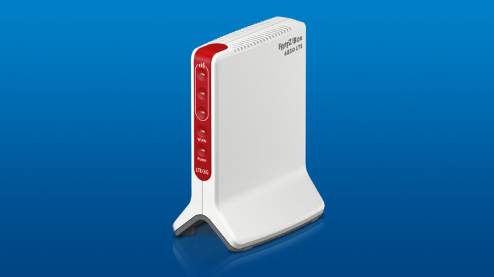 AVM FRITZ!Box 6820 LTE WLAN-Router