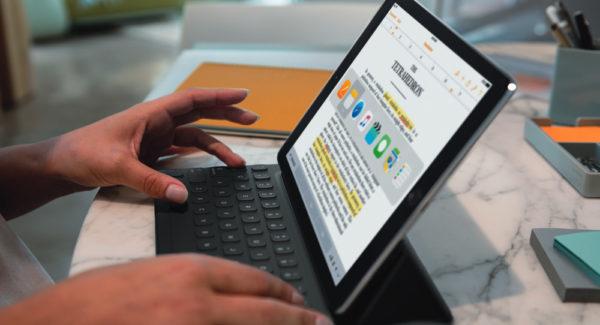 Apple iPad Pro mit 9,7-Zoll True Tone Display vorgestellt