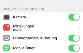 Screenshot MobileSpeedtest