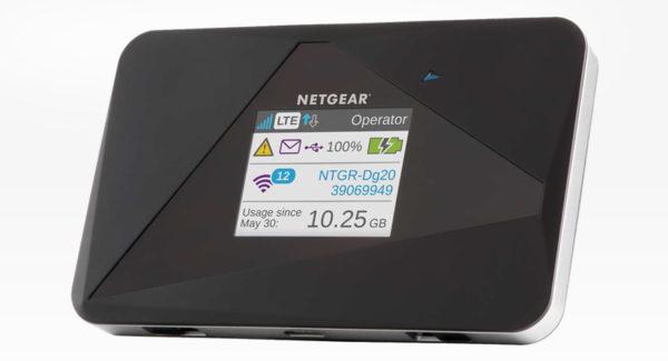 Netgear AirCard AC785s Hotspot