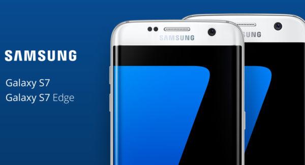 Samsung Galaxy S7 und S7 Edge ab heute im Handel