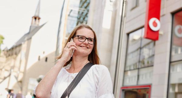 Vodafone: LTE für alle, keine Roamingkosten mehr