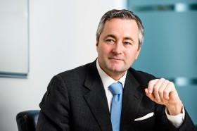 Dr. Hannes Ametsreiter, Vorsitzender der Geschäftsführung bei Vodafone Deutschland