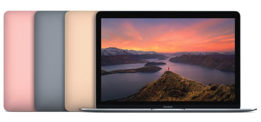 Apple MacBook 2016: Neue Prozessoren, besseres Akku