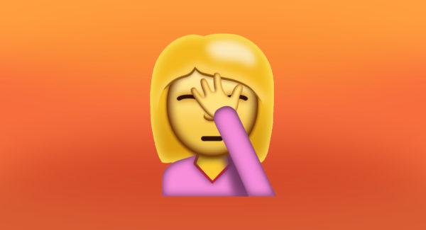 Döner und Facepalm Emoji für alle!