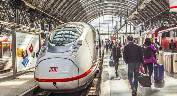 Deutsche Bahn: Gratis WLAN im ICE noch in 2016