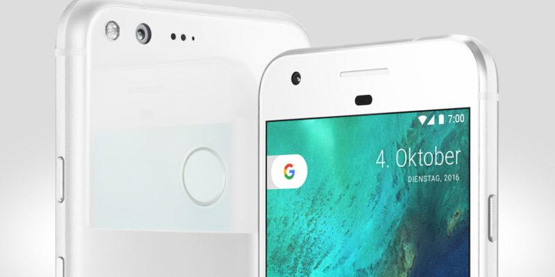Google Pixel: Teure Smartphones im Apple-Stil