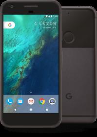 Google Pixel Phone black