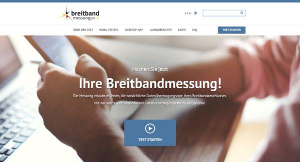 Breitbandmessung: Internet ist oft zu langsam