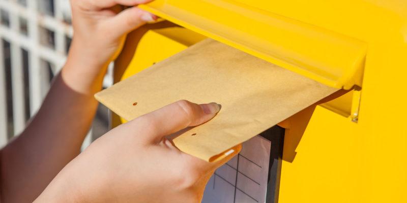 Smartphone im Briefkasten entsorgen - MobileSpeedtest.de